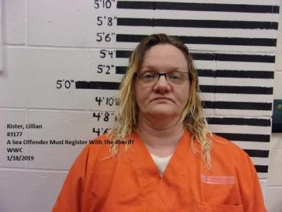 Lillian Frances Rister a registered Sex Offender of Wyoming