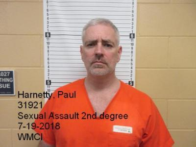 Paul Michael Harnetty a registered Sex Offender of Wyoming