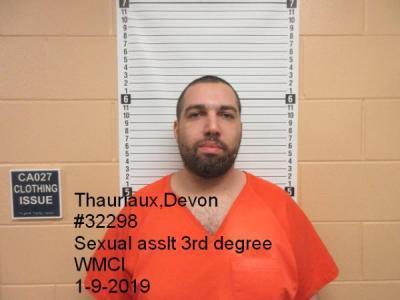 Devon Thauriaux a registered Sex Offender of Wyoming