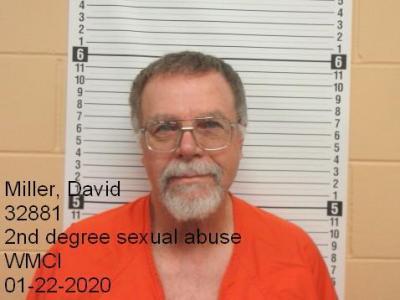 David W Miller a registered Sex Offender of Wyoming