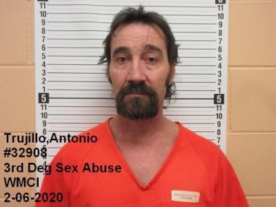 Antonio Trujillo a registered Sex Offender of Wyoming