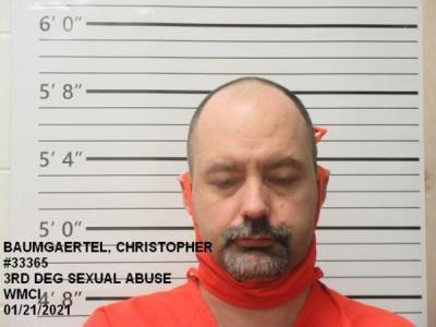 Christopher John Baumgaertel a registered Sex Offender of Wyoming