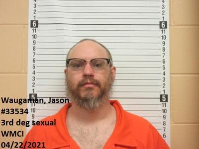 Jason Gerritt Waugaman a registered Sex Offender of Wyoming