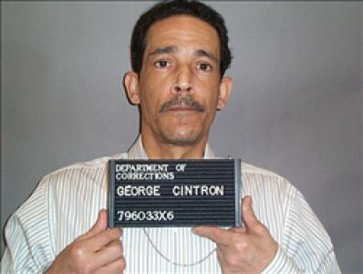 George Luis Cintron a registered Sex Offender of Georgia