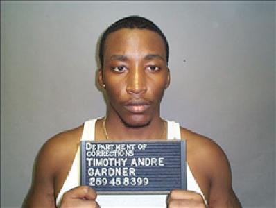 Timothy Andre Gardner a registered Sex Offender of Georgia