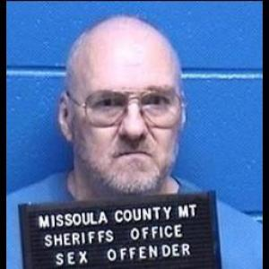 Gary Louis Christiansen a registered Sexual or Violent Offender of Montana