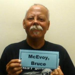 Bruce Wayne Mcevoy a registered Sexual or Violent Offender of Montana