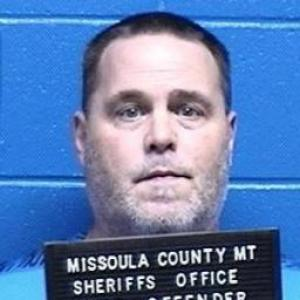 David Edward Paddock a registered Sexual or Violent Offender of Montana