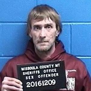 Dustin Gay Carter a registered Sexual or Violent Offender of Montana