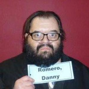 Danny Lawrence Romero a registered Sexual or Violent Offender of Montana