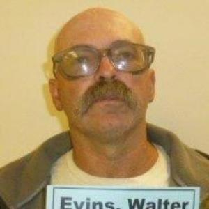 Walter Alan Evins a registered Sexual or Violent Offender of Montana