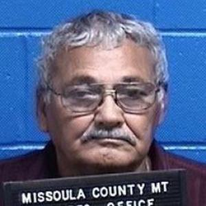George Ernest Vanderburg a registered Sexual or Violent Offender of Montana