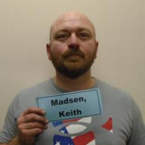 Keith Christopher Madsen a registered Sexual or Violent Offender of Montana