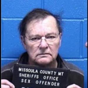 Allan Mathews a registered Sexual or Violent Offender of Montana