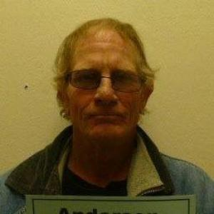 Daryl Lee Anderson a registered Sexual or Violent Offender of Montana