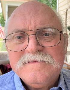 Jackie Alan Thompson a registered Sex Offender of Virginia