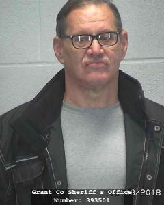 Harold A Gibson a registered Offender of Washington