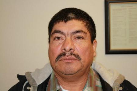 Pedro Cisneros Ortiz a registered Offender of Washington