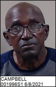 James Ervin Campbell a registered Sex Offender of North Carolina