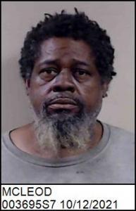 Robert Wayne Mcleod a registered Sex Offender of North Carolina