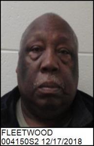 James Lee Fleetwood a registered Sex Offender of North Carolina