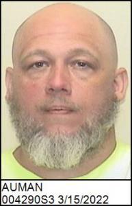 Michael Eugene Auman a registered Sex Offender of North Carolina