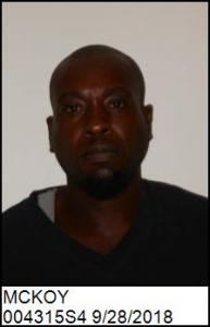 Zachary Mckoy a registered Sex Offender of North Carolina