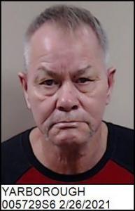 Danny Mack Yarborough a registered Sex Offender of North Carolina