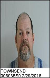 David Claude Townsend a registered Sex Offender of North Carolina