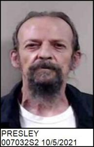 Samuel Jonathan Presley a registered Sex Offender of North Carolina