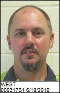 Christopher J West a registered Sex Offender of North Carolina