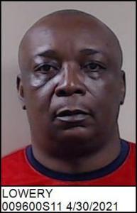 Johnny Preston Lowery a registered Sex Offender of North Carolina