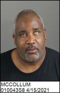 Demetrius Lenell Mccollum a registered Sex Offender of North Carolina