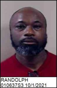 Alvin Randolph a registered Sex Offender of North Carolina