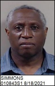 Alphonso Lee Simmons a registered Sex Offender of North Carolina