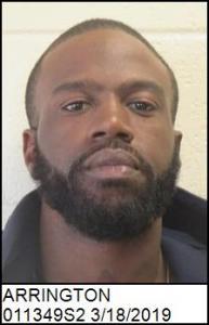 Tyron Jaurel Arrington a registered Sex Offender of North Carolina
