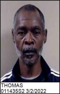 Leverne Edward Thomas a registered Sex Offender of North Carolina