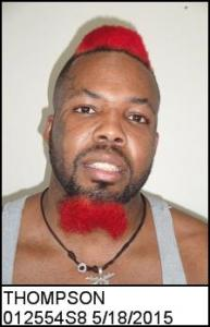 Maurice Thompson a registered Sex Offender of North Carolina