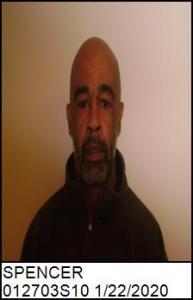 Vernon Eric Spencer a registered Sex Offender of North Carolina