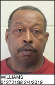 Albert R Williams a registered Sex Offender of North Carolina
