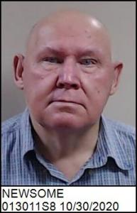 Jimmy Dale Newsome a registered Sex Offender of North Carolina