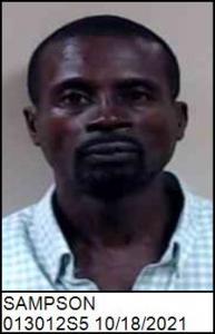 Michael D Wayne Sampson a registered Sex Offender of North Carolina