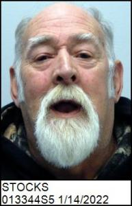 Reggie Allen Stocks a registered Sex Offender of North Carolina