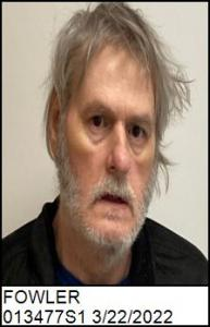 Jerry Luther Fowler a registered Sex Offender of North Carolina