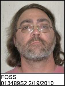 Christopher Michael Foss a registered Sex Offender of North Carolina