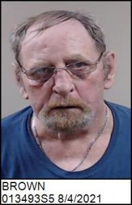 Floyd Elwood Brown a registered Sex Offender of North Carolina