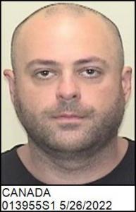 Christopher Gram Canada a registered Sex Offender of North Carolina