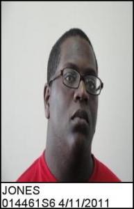 Calvin O Jones a registered Sex Offender of North Carolina