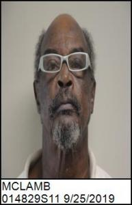 Jimmie Rodgers Mclamb a registered Sex Offender of North Carolina
