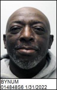 Marvin Earl Bynum a registered Sex Offender of North Carolina